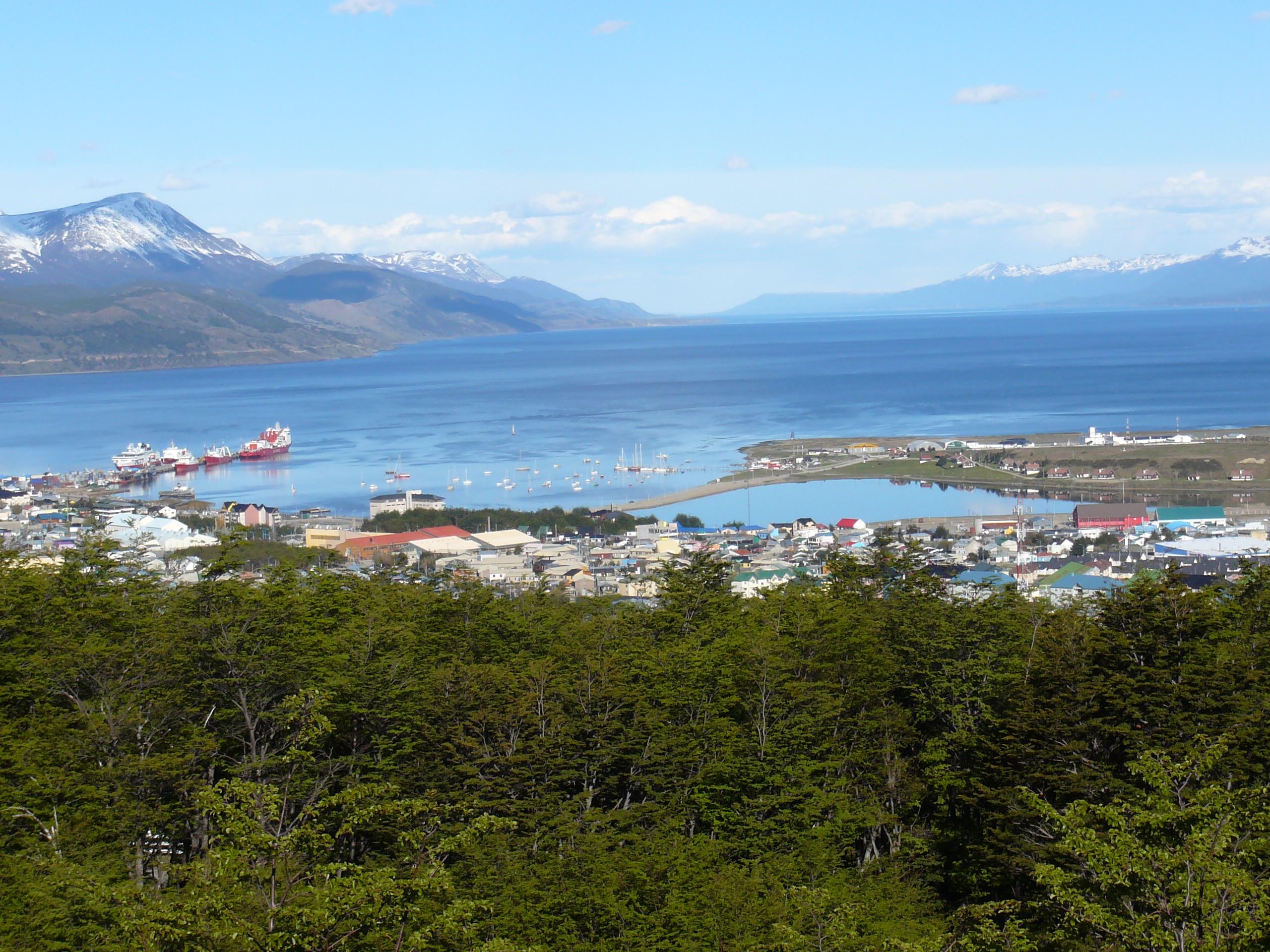 Le Sud de la Patagonie Argentine et Chili