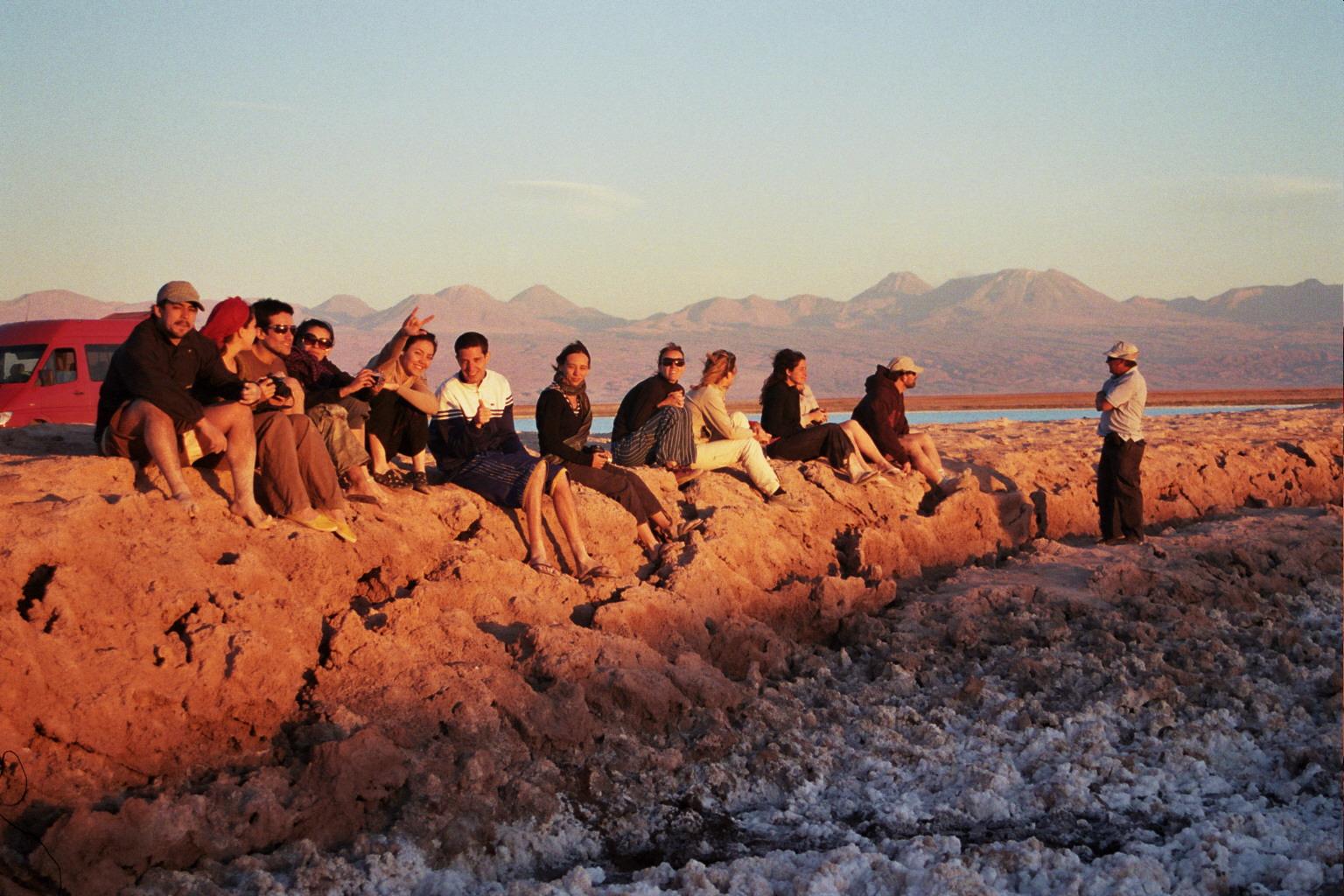 Tramonto Atacama