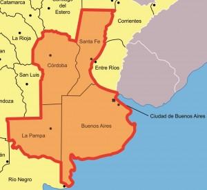 Regione Pampa