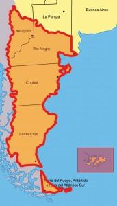 Regione Patagonia