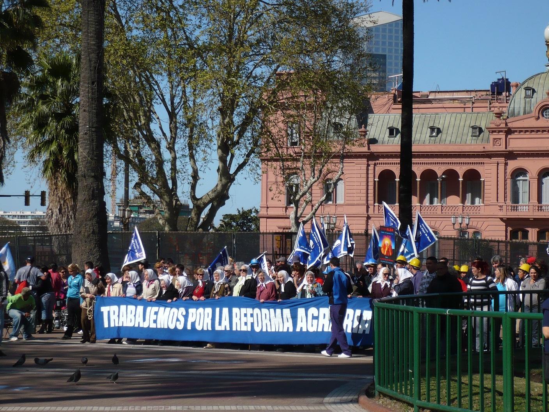 Madri e Nonne di Plaza de Mayo