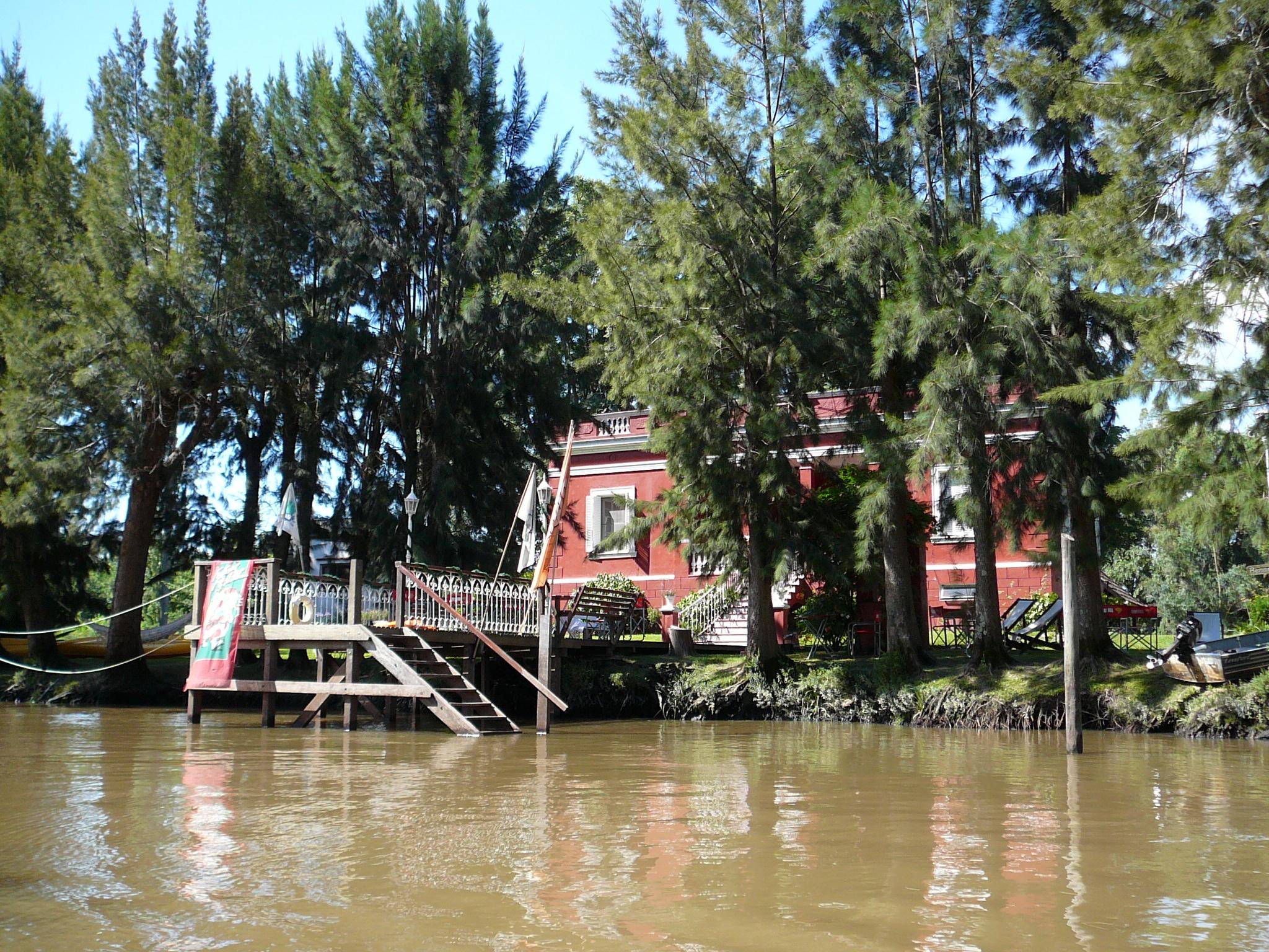 Il Delta del Paraná e Bonanza Deltaventura