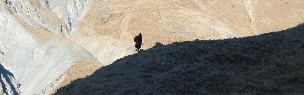 Iruya trekking