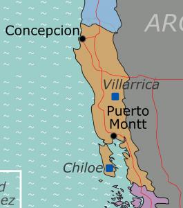 Chile sur