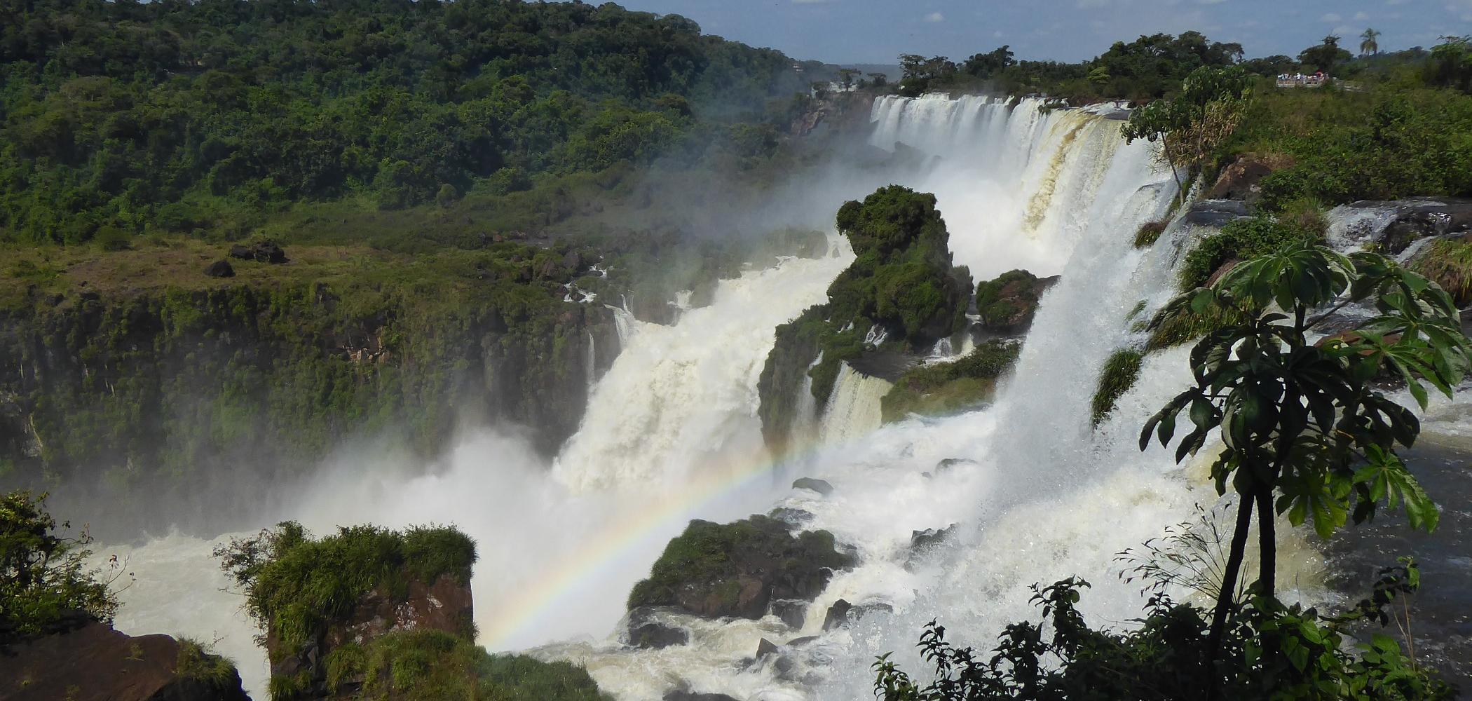 Cataratas Iguazù